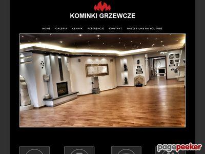 Kominki Warszawa