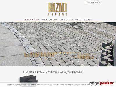 Kostka bazaltowa