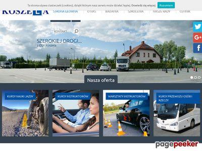 Ośrodek Szkolenia Kierowców Zbigniew Koszela - kurs jazdy we Wrocławiu
