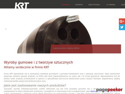 KRT - producent uszczelek do aluminium