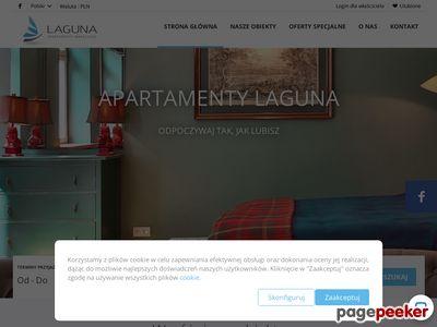 Świnoujście noclegi - laguna-apartamenty.pl