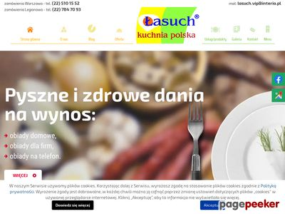 Łasuch - catering Legionowo