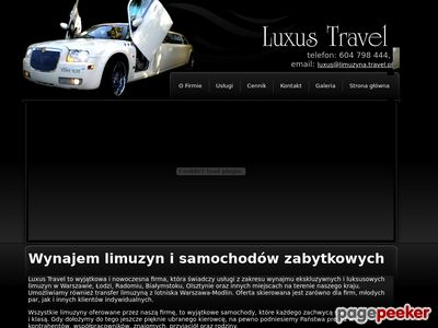 Luxus Travel - limuzyny Radom