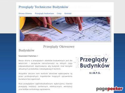 Przeglądy Budowlane Łódź