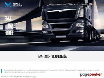 Jelenia Góra - Transport i Spedycja