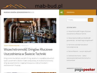 Mab-Bud - firma budowlana Łomianki