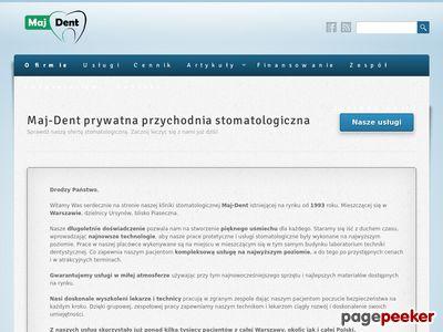 dentysta Ursynów, stomatolog warszawa