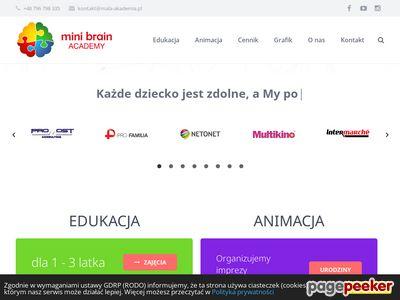 Mini brain academy - mala-akademia.pl