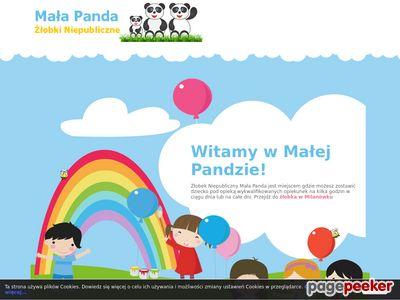 Żłobki Mała Panda