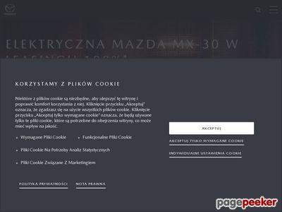 Mazda Motor Logistics Europe sp. z o.o. Oddział w Polsce