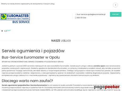BUS-SERVICE Wymiana opon Opole
