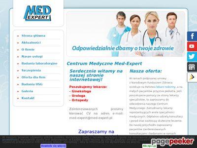Med-Expert Sp. z o.o. - przychodnia Warszawa Praga