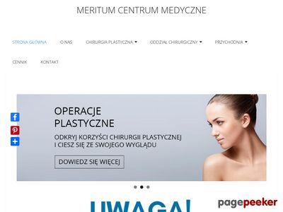 Meritum Centrum Medyczne - operacja plastyczna brzucha
