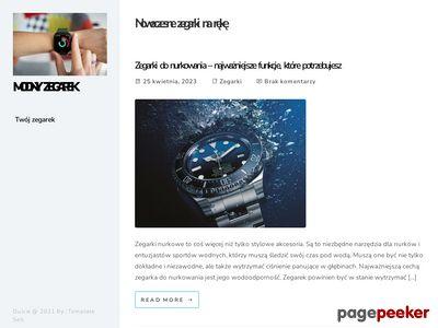 Modny Zegarek - zegarki Esprit, sklep internetowy