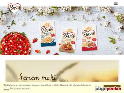 Basia, mąka z sercem