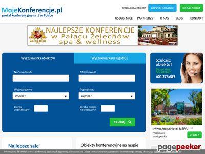 Konferencje i szkolenia w mieście Kraków - mojekonferencje.pl
