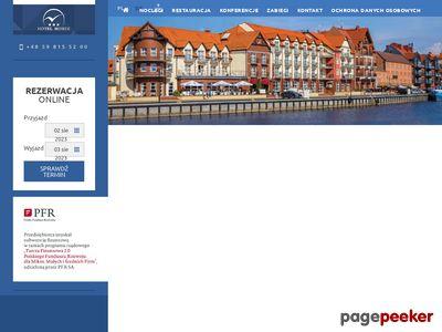 Pensjonat Ustka - Hotel Morze
