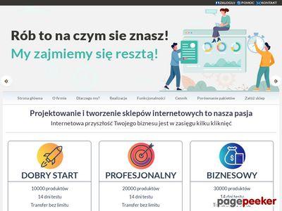 Profesjonalne sklepy internetowe - mSite
