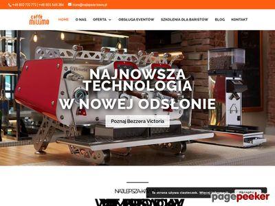 Kawa ziarnista - najlepsza-kawa.pl