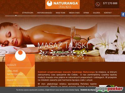Naturalne kosmetyki - naturanga.pl