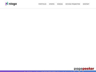 nLogo - księga, znaku i wizytówki we Wrocławiu