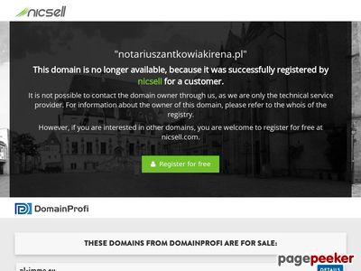Antkowiak Irena - kancelarie notarialne Poznań
