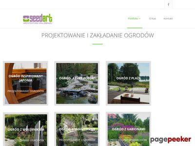 Miniaturka Projektowanie ogrodów Toruń