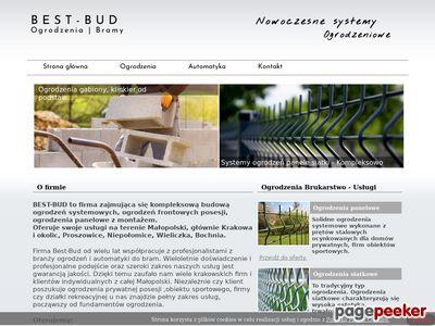 Best-bud kompleksowa budowa ogrodzeń Kraków