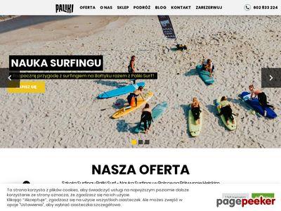 Szkoła Surfingu Paliki Surf