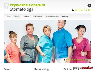 Prywatne Centrum Stomatologii Strumień