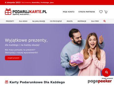 Podarujkarte.pl