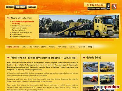 Speed-Bus Dariusz Mazur