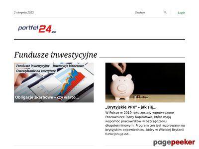 Portfel24.eu kredyty i pożyczki