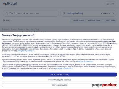 Oferty pracy Jastrzębie - portal