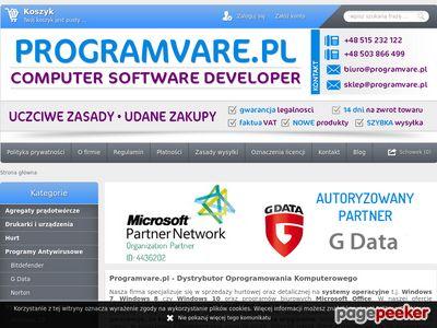 Programy antywirusowe - programvare.pl
