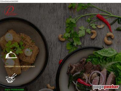 Katering w Bydgoszczy dla firm