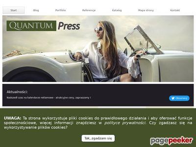 Agencja reklamowa Quantum Press