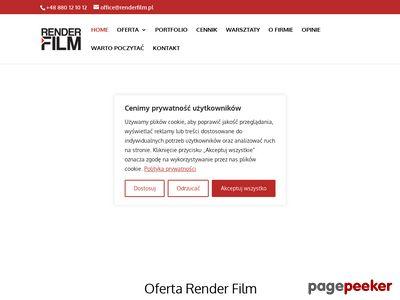 Produkcja filmowa Warszawa