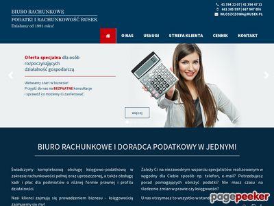 Podatki i Rachunkowość Rusek Sp. z o.o.