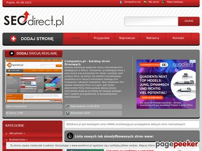 SEOdirect.pl - SEO katalog WWW