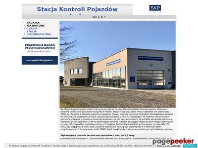 Stacja diagnostyczna Jasło - skpjaslo.pl
