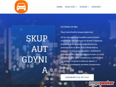 Skup powypadkowych Gdańsk