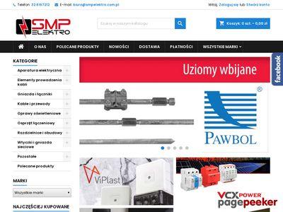 SMP Elektro - systemy alarmowe Śląsk