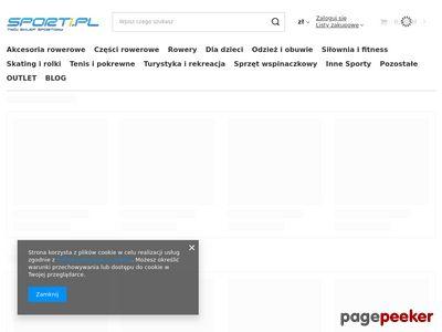 Sporti.pl Sp. z o.o. (Sklep rowerowy online)