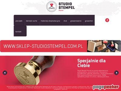 Materiały reklamowe Poznań - studio-stempel.poznan.pl