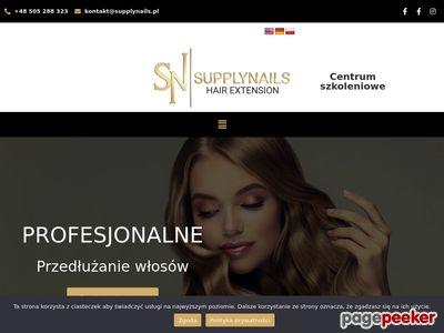 Supply Nails makijaż permanentny Łódź