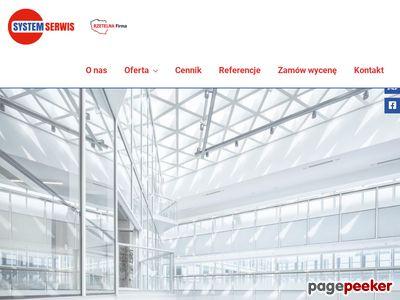 Firma sprzątająca Warszawa - system-serwis.eu