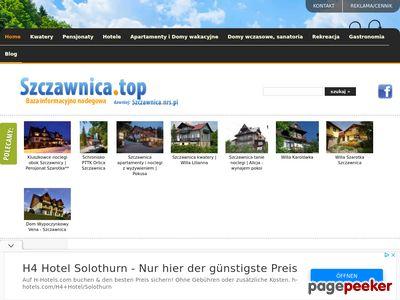 Szczawnica apartameny - szczawnica.nrs.pl