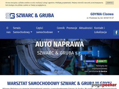 Piotr Szwarc & Jarosław Gruba s.c. - serwis samochodowy w Gdyni