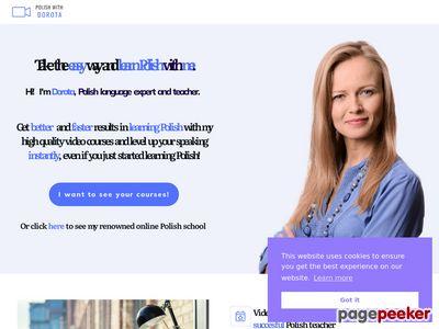 Dorota Sieczka Teach Me Polish